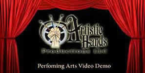 Performing Arts Video Demo